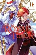 Cover-Bild zu Akai, Higasa: The Royal Tutor, Vol. 11