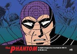 Cover-Bild zu Lee Falk: The Phantom the complete dailies volume 22: 1969-1970