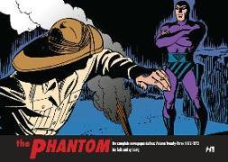 Cover-Bild zu Lee Falk: The Phantom the complete dailies volume 23: 1971-1973