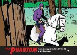 Cover-Bild zu Lee Falk: The Phantom: The Complete Newspaper Dailies Volume 8 (1947-1948)