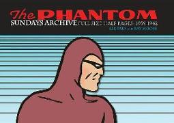 Cover-Bild zu Falk, Lee: The Phantom Sundays Archive: Full Size Half Pages 1939-1942
