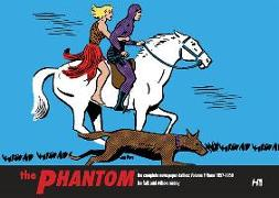 Cover-Bild zu Lee Falk: The Phantom the Complete Newspaper Dailies by Lee Falk and Wilson McCoy: Volume Fifteen 1957-1958