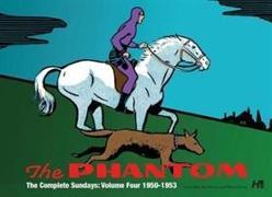 Cover-Bild zu Lee Falk: The Phantom: the Complete Sundays: Volume Four: 1950-1953