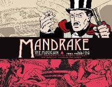 Cover-Bild zu Falk, Lee: Mandrake the Magician: Fred Fredericks Sundays Vol. 1: The Meeting of Mandrake and Lothar