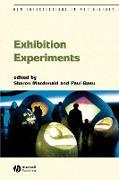 Cover-Bild zu Baru, Paul (Hrsg.): Exhibition Experiments