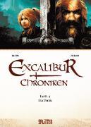 Cover-Bild zu Istin, Jean-Luc: Excalibur Chroniken 03. Luchar