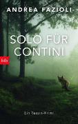 Cover-Bild zu Solo für Contini von Fazioli, Andrea