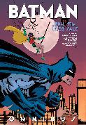 Cover-Bild zu Loeb, Jeph: Batman by Jeph Loeb & Tim Sale Omnibus
