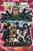 Cover-Bild zu Loeb, Jeph (Ausw.): Cable & X-Force: Onslaught!