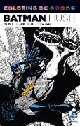 Cover-Bild zu Loeb, Jeph: Coloring DC: Batman-Hush Vol. 1