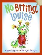 Cover-Bild zu Palatini, Margie: No Biting, Louise
