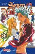 Cover-Bild zu Nakaba, Suzuki: Seven Deadly Sins 36