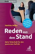 Cover-Bild zu Reden aus dem Stand von Nöllke, Matthias