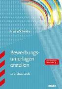Cover-Bild zu Hesse/Schrader: Bewerbungsunterlagen erstellen von Hesse