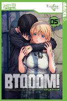 Cover-Bild zu Inoue, Junya: Btooom! 05