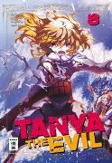 Cover-Bild zu Tojo, Chika: Tanya the Evil 08