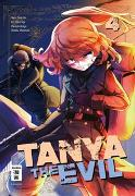 Cover-Bild zu Tojo, Chika: Tanya the Evil 04