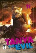 Cover-Bild zu Tojo, Chika: Tanya the Evil 11