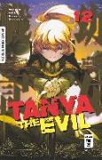 Cover-Bild zu Tojo, Chika: Tanya the Evil 12