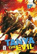 Cover-Bild zu Tojo, Chika: Tanya the Evil 17