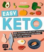 Cover-Bild zu Williams, Liz: Easy Keto - Einfach schlank!