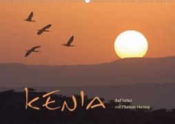 Cover-Bild zu Herzog, Thomas: K E N I A (Wandkalender 2021 DIN A2 quer)