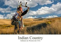 Cover-Bild zu Heeb, Christian: Indian Country - Indianer im Westen der USA (Wandkalender 2021 DIN A2 quer)