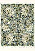 Cover-Bild zu Morris, William (Künstler): Postkarte Pimpernelle, 1876