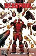 Cover-Bild zu Young, Skottie: Deadpool By Skottie Young Vol. 3: Weasel Goes To Hell