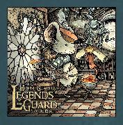 Cover-Bild zu Petersen, David: Mouse Guard: Legends of the Guard Box Set