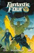 Cover-Bild zu Slott, Dan: Fantastic Four - Neustart