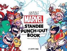 Cover-Bild zu Young, Skottie (Illustr.): Little Marvel Standee Punch-Out Book