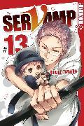 Cover-Bild zu Servamp - Band 13 (eBook) von Tanaka, Strike