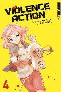 Cover-Bild zu Violence Action 04 (eBook) von ASAI, Renji