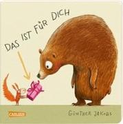 Cover-Bild zu Jakobs, Günther: Das ist für dich