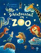 Cover-Bild zu Schoenwald, Sophie: Schlafenszeit im Zoo