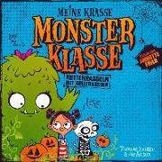 Cover-Bild zu Meine krasse Monsterklasse - Kettenrasseln mit Kellerasseln von Krüger, Thomas