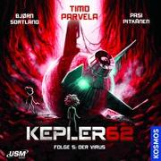 Cover-Bild zu Kepler62 Folge 5: Der Virus von Parvela, Timo