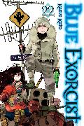 Cover-Bild zu Kazue Kato: Blue Exorcist, Vol. 22