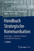 Cover-Bild zu Langner, Tobias (Hrsg.): Handbuch Strategische Kommunikation (eBook)