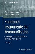 Cover-Bild zu Bruhn, Manfred (Hrsg.): Handbuch Instrumente der Kommunikation (eBook)
