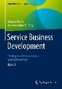 Cover-Bild zu Bruhn, Manfred (Hrsg.): Service Business Development (eBook)