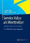 Cover-Bild zu Bruhn, Manfred (Hrsg.): Service Value als Werttreiber (eBook)