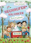 Cover-Bild zu Gerhardt, Sven: Die Heuhaufen-Halunken - Rache ist Süßkram