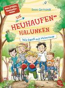 Cover-Bild zu Gerhardt, Sven: Die Heuhaufen-Halunken - Volle Faust aufs Hühnerauge