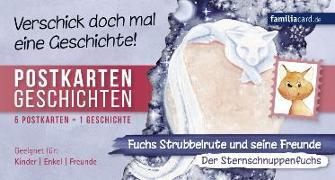 Cover-Bild zu Schmidt, Leon Alexander: Fuchs Strubbelrute und seine Freunde 02 - Der Sternschnuppenfuchs