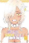 Cover-Bild zu Fukuda, Shinichi: More than a Doll 04