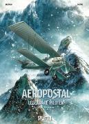 Cover-Bild zu Bec, Christophe: Aeropostal - Legendäre Piloten 01. Henri Guillaumet