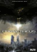 Cover-Bild zu Bec, Christophe: Prometheus 02. Blue Beam Project