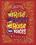 Cover-Bild zu Hudson, Wade: We Rise, We Resist, We Raise Our Voices